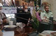 قرارگاه مقابله با اراذل و اوباش در مرند تشکیل شد