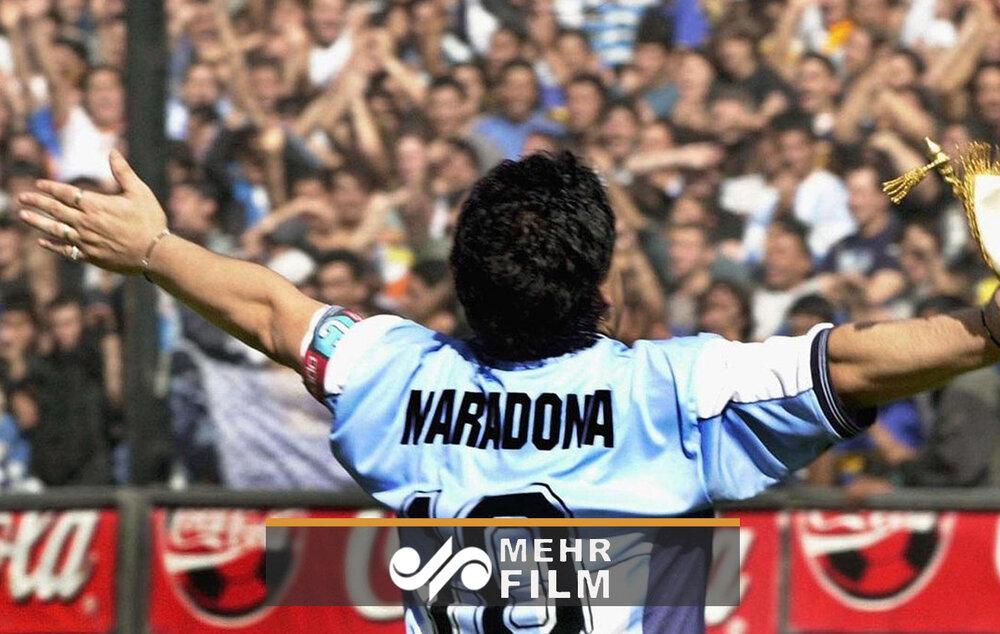 درباره دیگو مارادونا و هویت جمعی