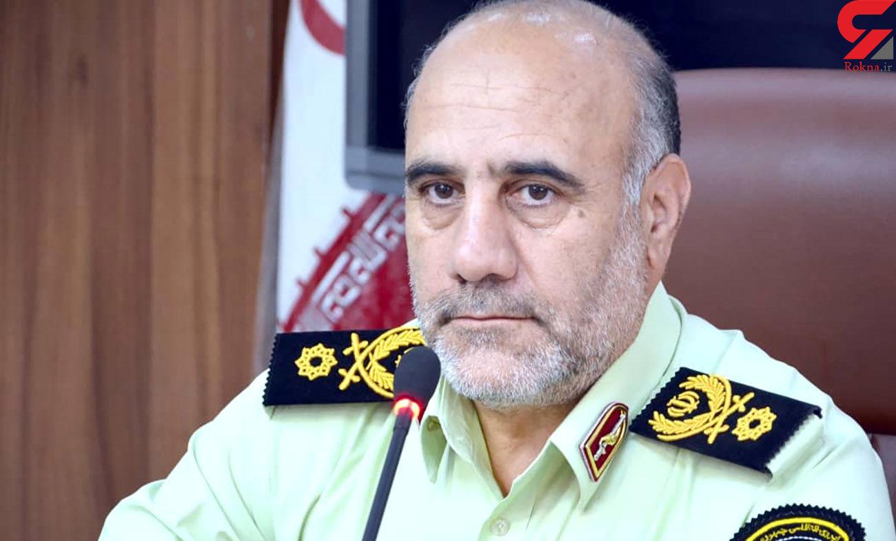 رییس پلیس تهران عزادار شد