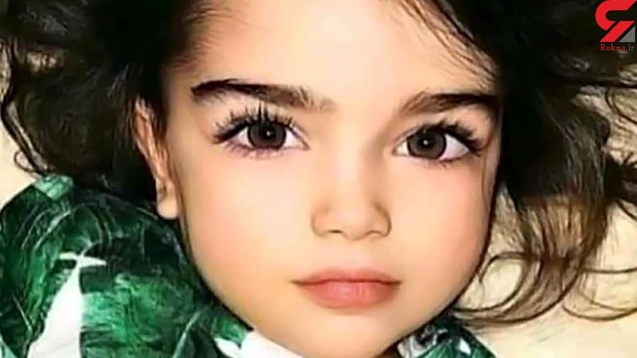 دختر ۳ ساله زیبارو در غزه شهید شد + عکس