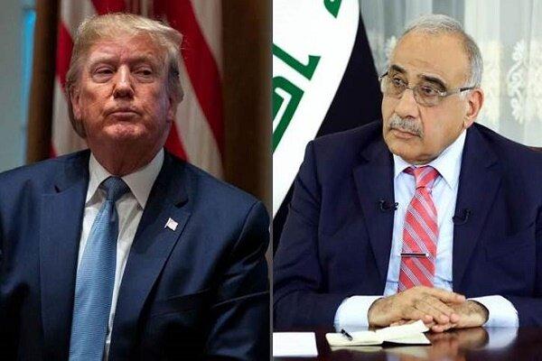 دست رد بغداد به سینه واشنگتن؛ روابط با ایران به قوت خود باقی است