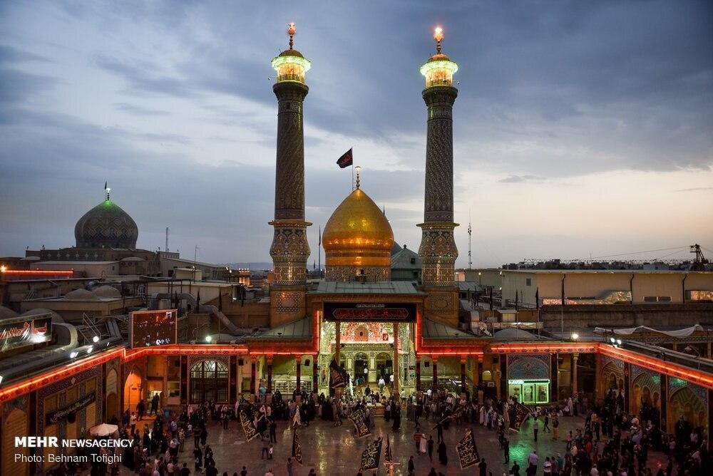 آغاز درس خارج فقه آیت الله ری شهری درحوزه علمیه حضرت عبدالعظیم(ع)