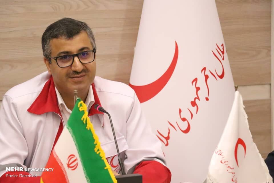 ۴۵۰۰ فعال هلال احمر استان بوشهر در مقابله با کرونا مشارکت دارند