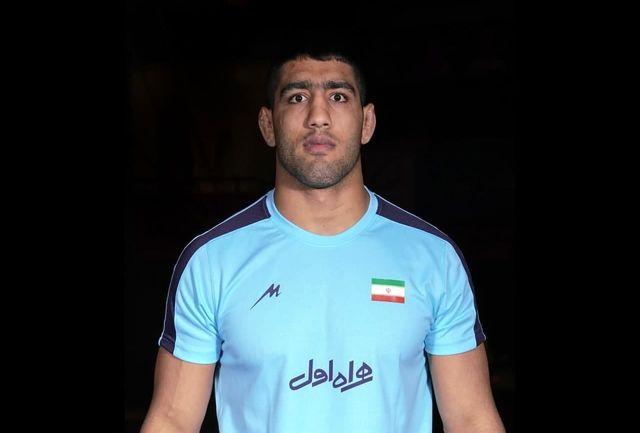 سهمیه علیزاده از دست رفت!