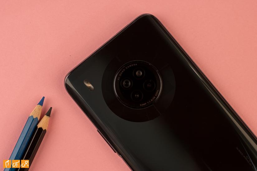 بررسی دوربین هوآوی Y9a