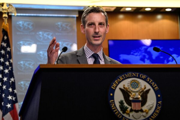 آمریکا طرح طالبان برای اجرای حکم اعدام را محکوم کرد