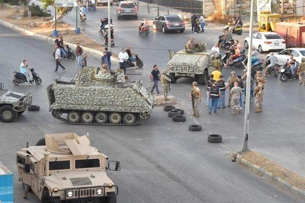 آمریکا و عربستان عاملان ناامنی در جنوب «بیروت» هستند
