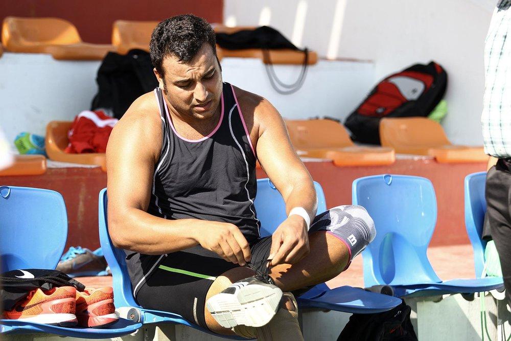 احسان حدادی در انتظار تشکیل کمیسیون پزشکی/ قهرمان آسیا به المپیک میرسد؟