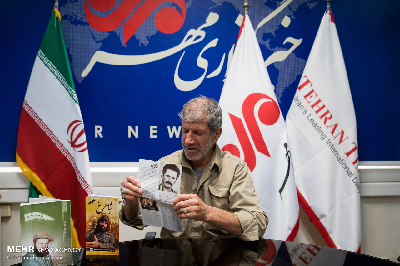 ازنمازشبخوان تابینماز آماده مقابله با صدام/ماجرای گردان خلافها