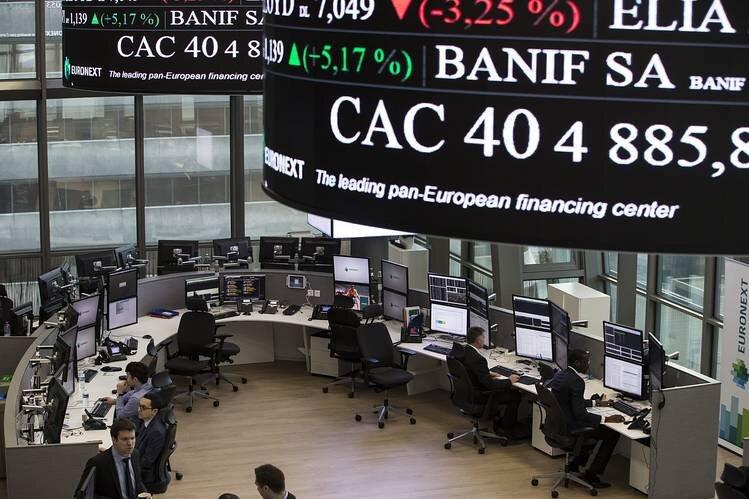 اغلب سهام آسیا و اروپا افت کردند