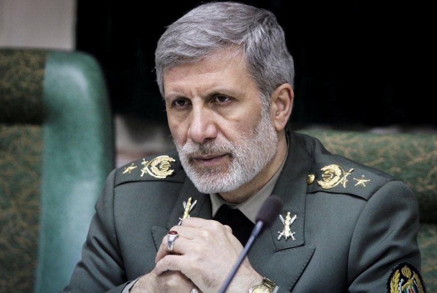 «امیر حاتمی» عید فطر را به وزرای دفاع کشورهای اسلامی تبریک گفت