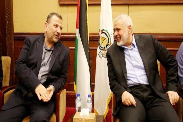 انتخاب مجدد «صالح العاروری» به عنوان نایب رئیس دفتر سیاسی «حماس»