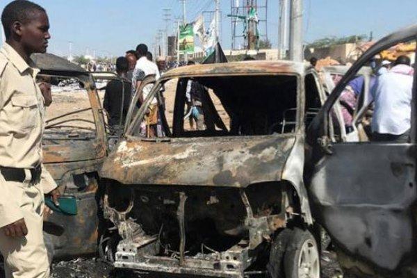 انفجار بمب در سومالی/ ۱۱ نفر کشته شدند