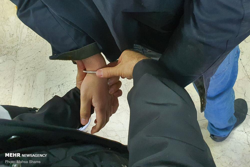 باند سه نفره جیب بران شرق تهران دستگیر شدند