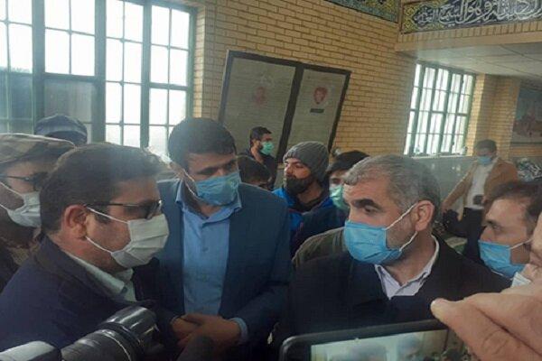تقدیر نایب رئیس مجلس ازاقدامات همراه اول درمناطق زلزلهزده سیسخت