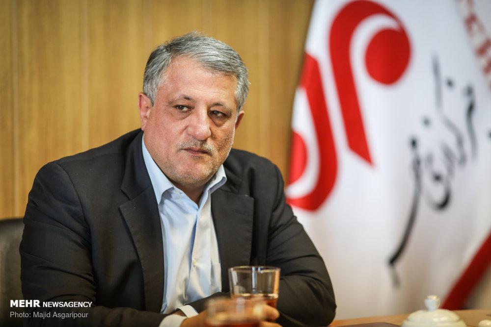 تهران به مدیریت بحران نیاز دارد؛ دولت را متقاعد کنید
