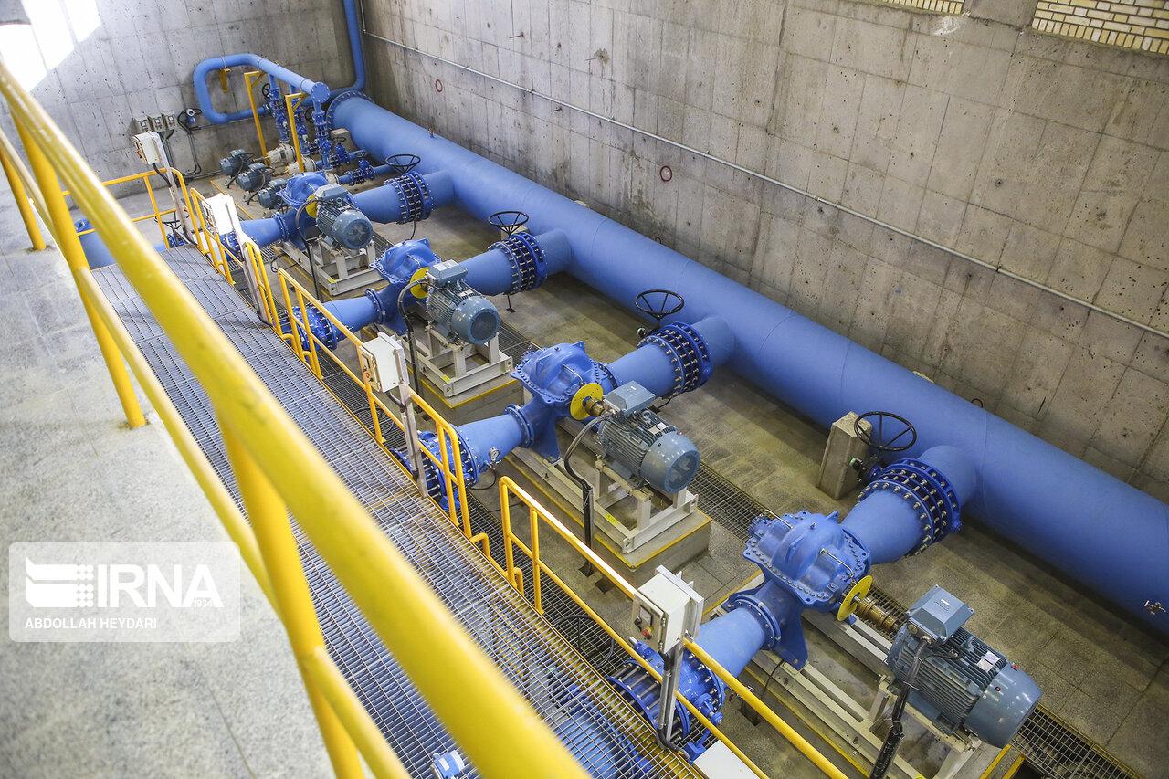 توسعه خدمات آب و فاضلاب برای حدود ۱۰ میلیون نفر