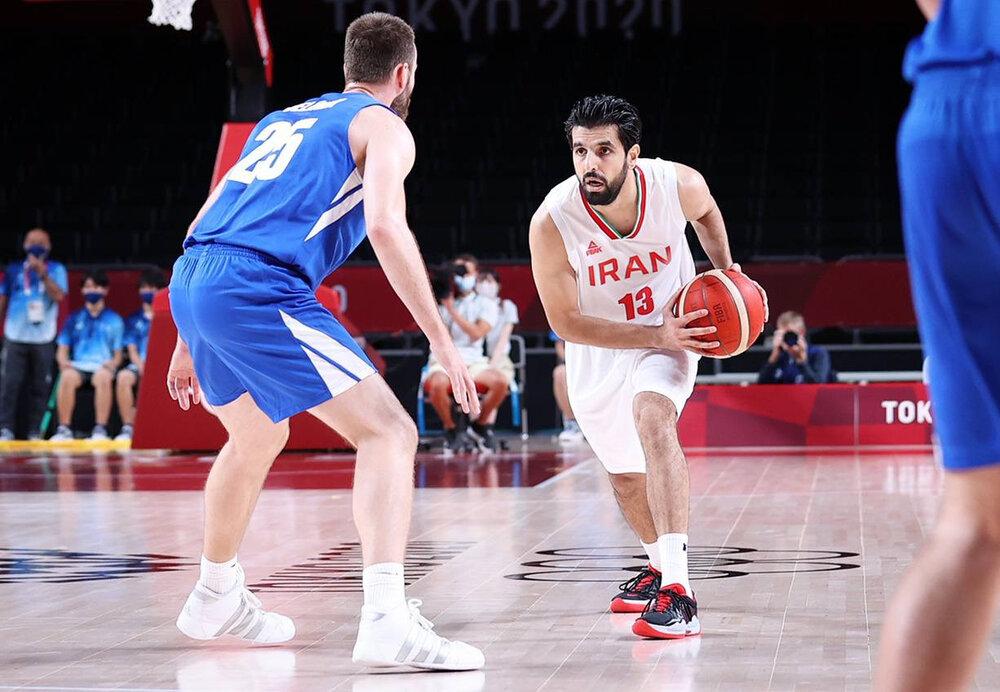 تولد جمشیدی در روز خداحافظی احتمالی صمد / دومین تقابل بسکتبال ایران و فرانسه در تاریخ
