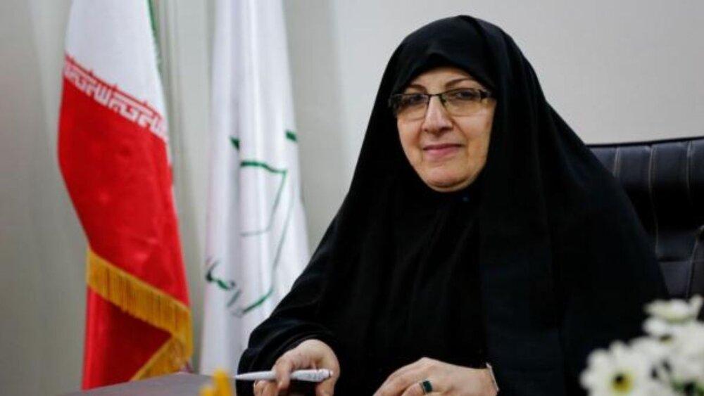 ثبتنام من گواه غیرت زنان ایران است