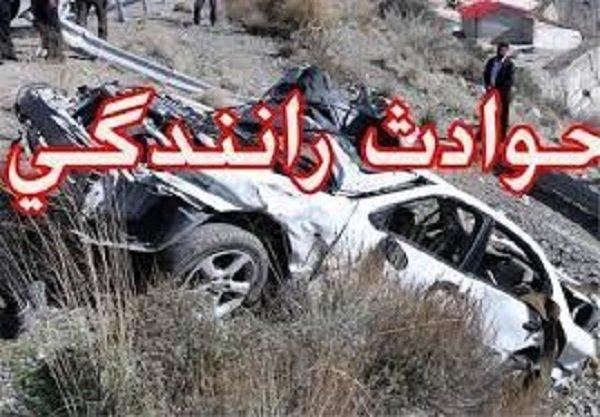 حادثه رانندگی در محور اهر- تبریز یک کشته برجای گذاشت