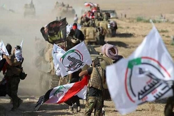 حشد شعبی نقش راهبردی در برقراری امنیت و ثبات عراق برعهده دارد