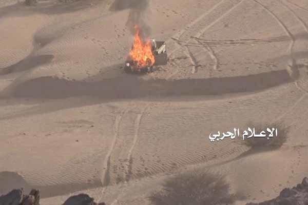 حمله عناصر وابسته به ائتلاف سعودی به غرب یمن ناکام ماند