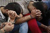دستگیری سارقان مسلح در جوانرود