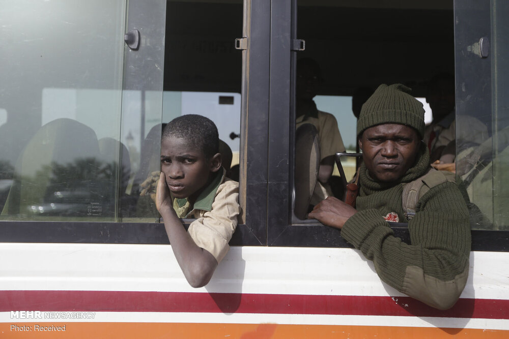 دهها دانشآموز و غیرنظامی ربوده شده در نیجریه آزاد شدند