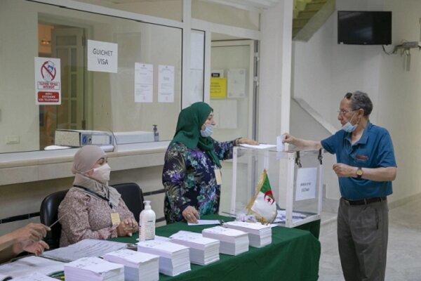 رای گیری انتخابات پارلمانی الجزایر در میان تدابیر شدید امنیتی