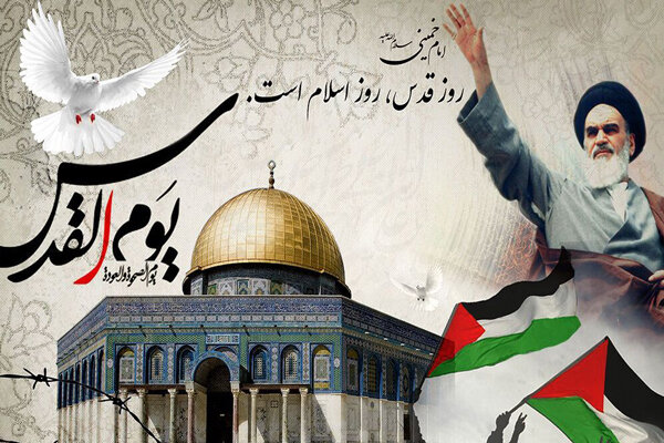 رهایی فلسطین از آرمان های والای انقلاب اسلامی است