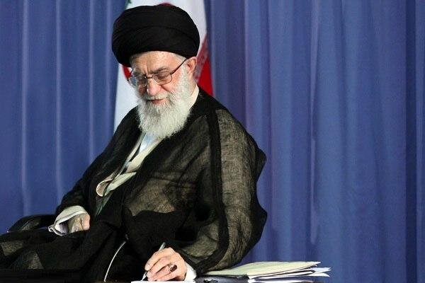 رهبر معظم انقلاب درگذشت قاضی شیخ احمد الزین را تسلیت گفتند