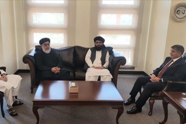 سفیر ترکیه در افغانستان با سران طالبان دیدار کرد