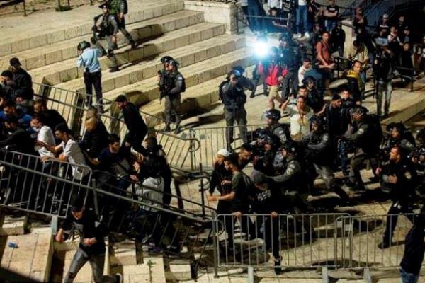 عفو بین الملل خواستار توقف سرکوب معترضان فلسطینی شد