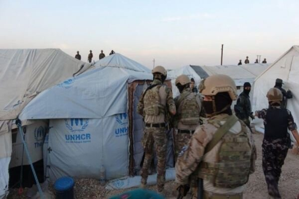 «عمارت خفته» داعش در«الهول»/ «بمب ساعتی» در عراق منفجر میشود؟