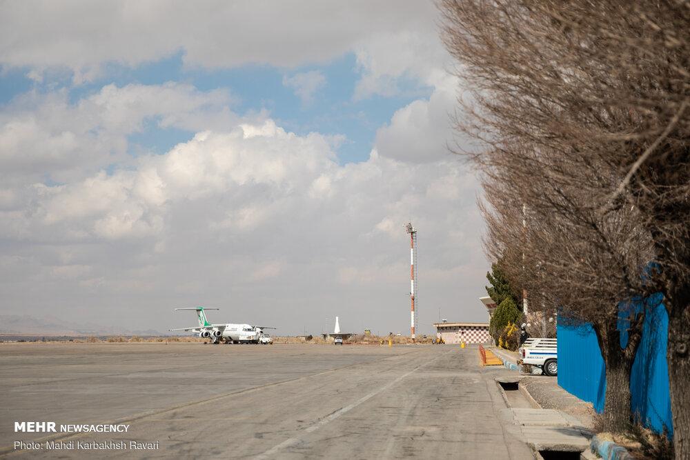 فرودگاه بندر لنگه توسعه می یابد