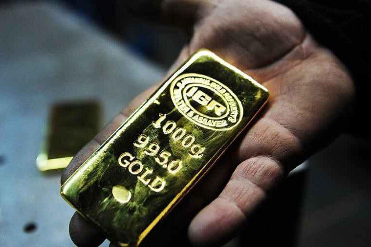 قیمت جهانی طلا در انتظار گزارش اشتغال  آمریکا رشد کرد