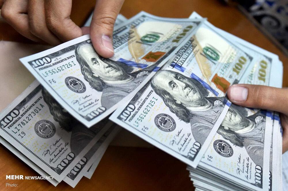 قیمت دلار آمریکا ۲۲ اردیبهشت ۱۴۰۰ به ۲۲ هزار و ۳۸ تومان رسید