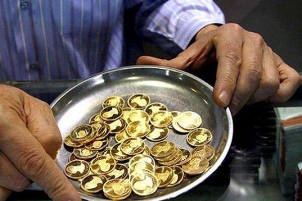 قیمت سکه ۲۲ اردیبهشت ۱۴۰۰ به ۱۰ میلیون تومان رسید