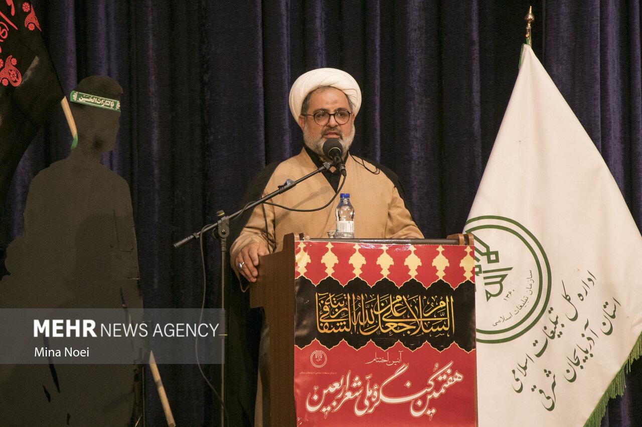 مراسم اربعین نقش مهمی در ایجاد تمدن نوین اسلامی دارد