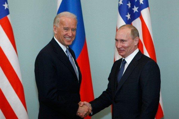 مسکو پیشنهادهای آمریکا برای نشست «پوتین» و«بایدن» را بررسی میکند