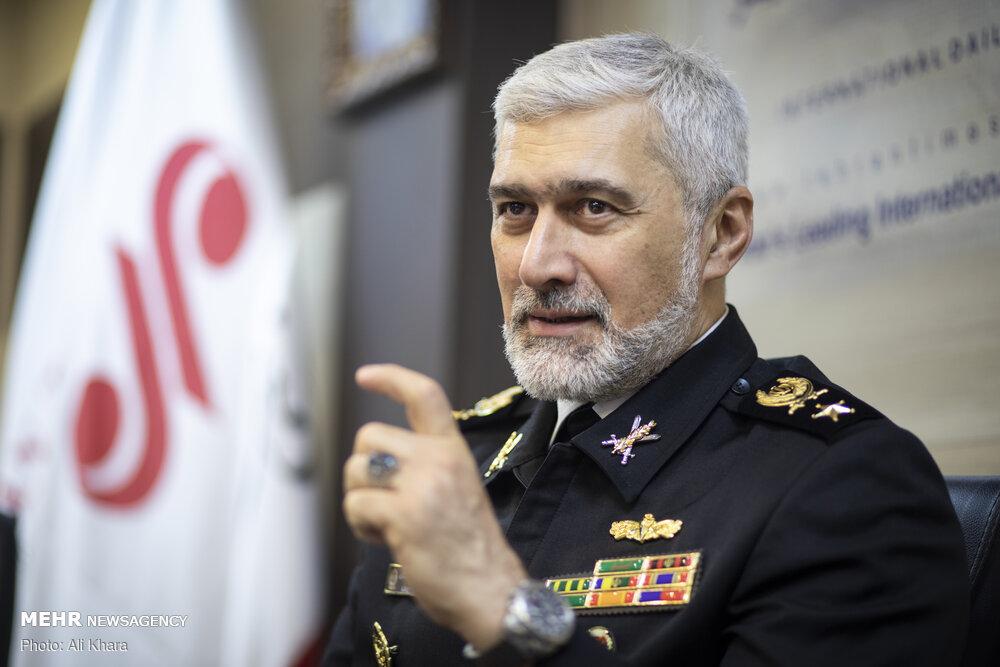 ناوشکن جماران کاملا ایرانی است/ از هیچ عنصر خارجی کمک نگرفتهایم