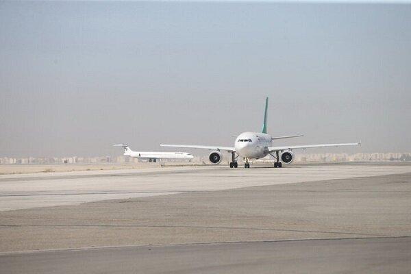 نقص فنی در پرواز ۷۱۱ تهران – لندن/پرواز جدید جایگزین شد