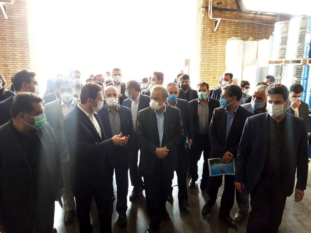 وزیر صمت وارد شهرستان های جنوب شرق استان تهران شد