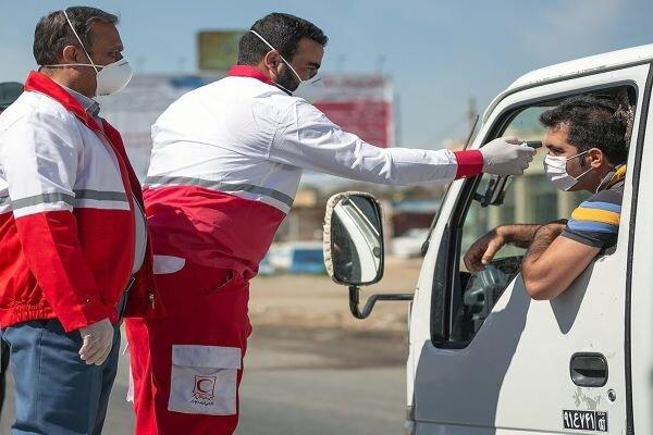 پایش و کنترل بهداشتی بیش از ۳۶۳ هزار مسافر در مبادی مرزی کشور