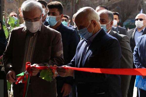پروژه های دانشجویی و فرهنگی دانشگاه علوم پزشکی تهران افتتاح شد