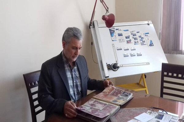 پشت جبههای به پهنای ایران/ تراش ادوات جنگی در یک کارگاه کوچک
