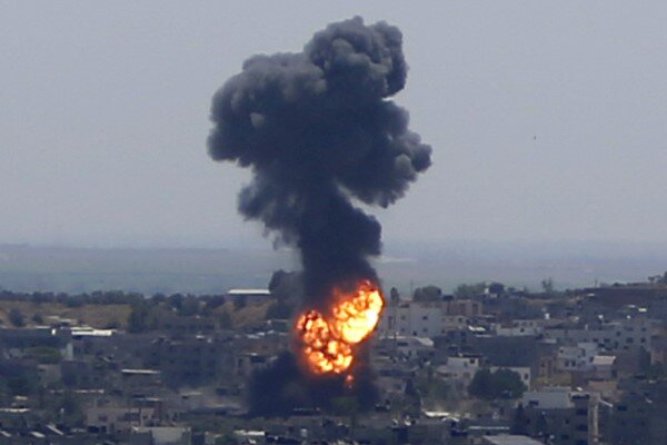 «پوتین» و «گوترش» خواستار توقف درگیریها در اراضی اشغالی شدند