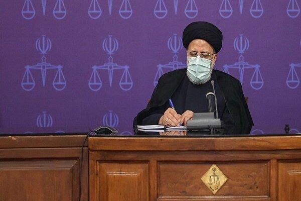 پیام تسلیت رئیس قوه قضائیه درپی درگذشت برادرآیت الله مکارم شیرازی