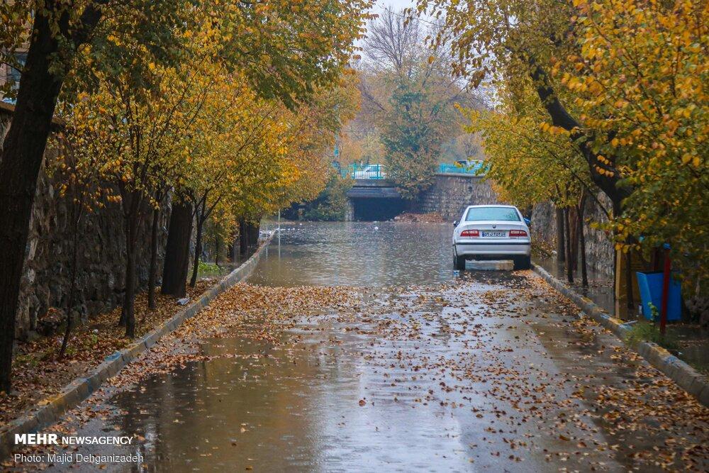 چهارشنبه اصفهان بارانی میشود / افزایش ۳ درجهای دما