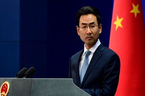 چین: آمریکا برای رسانه ها محدودیت ایجاد می کند
